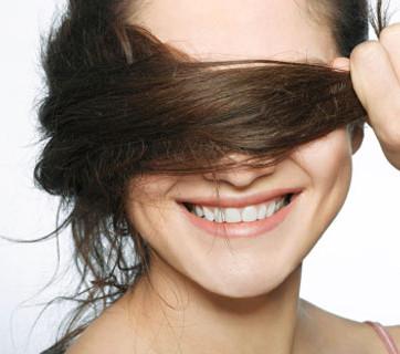 alimentación para la caída del cabello
