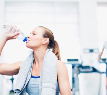 El gimnasio y la dieta vegetariana
