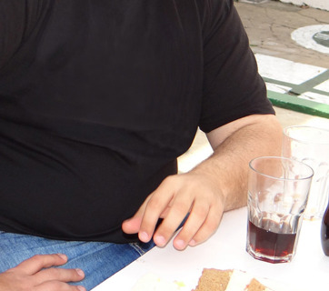 Las bebidas y la obesidad