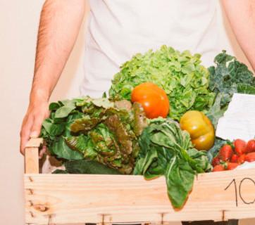 Beneficios de las Frutas y Verduras