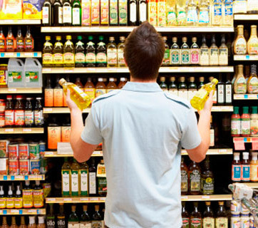 Guía para aceites de cocina