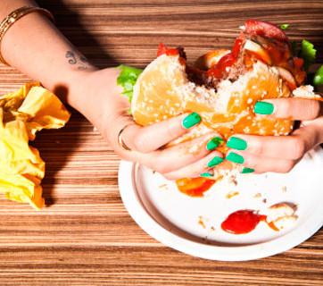 ¿Qué es un mala Nutrición?
