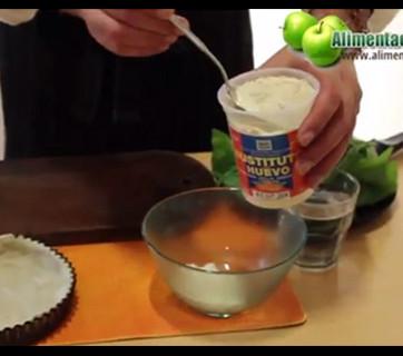 Cómo preparar una tarta con Sustituto del Huevo