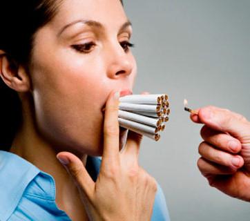¿Fumar Engorda?