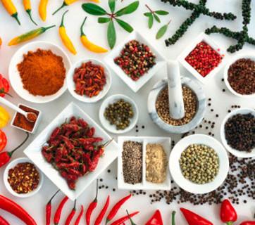 Color y Sabor para los Alimentos