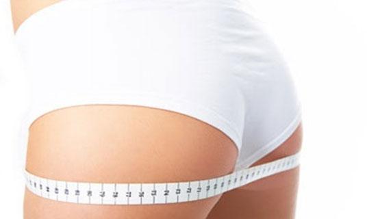 Dieta para Reducir Glúteos y Caderas