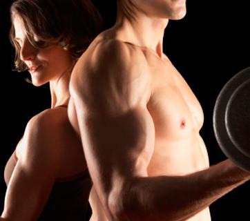 Musculación: Hombres vs. Mujeres