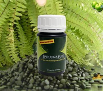 Los beneficios del Alga Spirulina