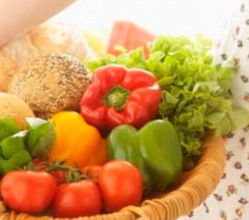 Alimentos de una Dieta Vegetariana