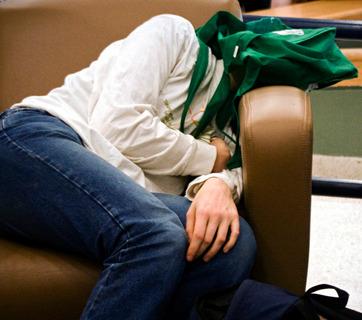 14 motivos que te generan cansancio