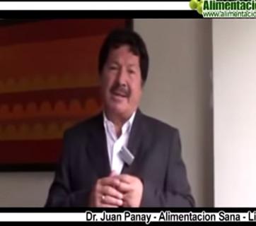 Dr. Panay para Alimentación Sana